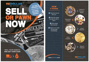 reDollar Silver Coin Kit for Selling